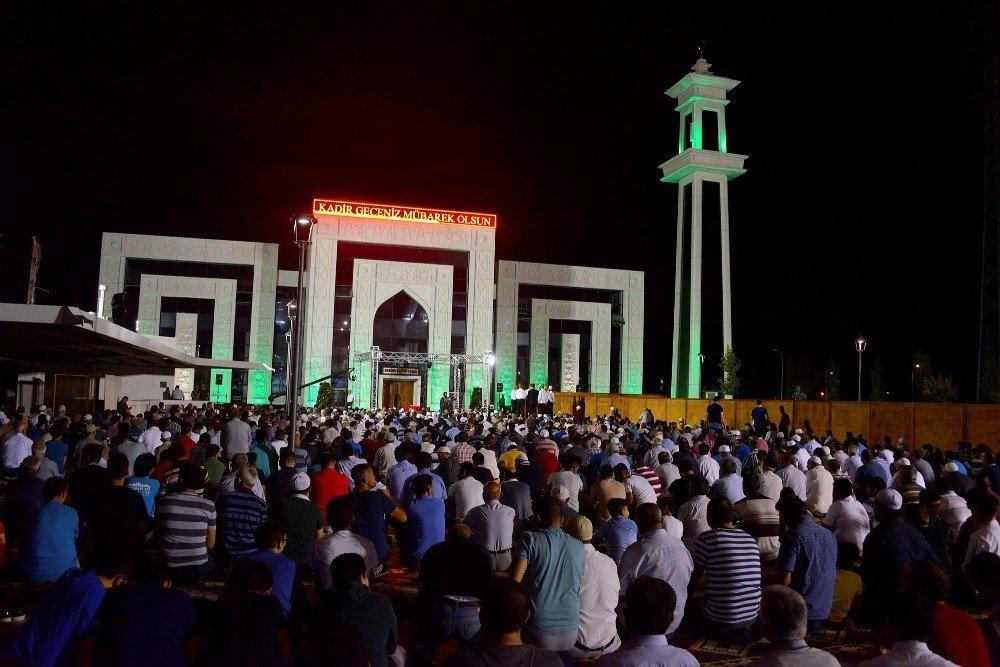 Meram'da Kadir Gecesi ihya programı