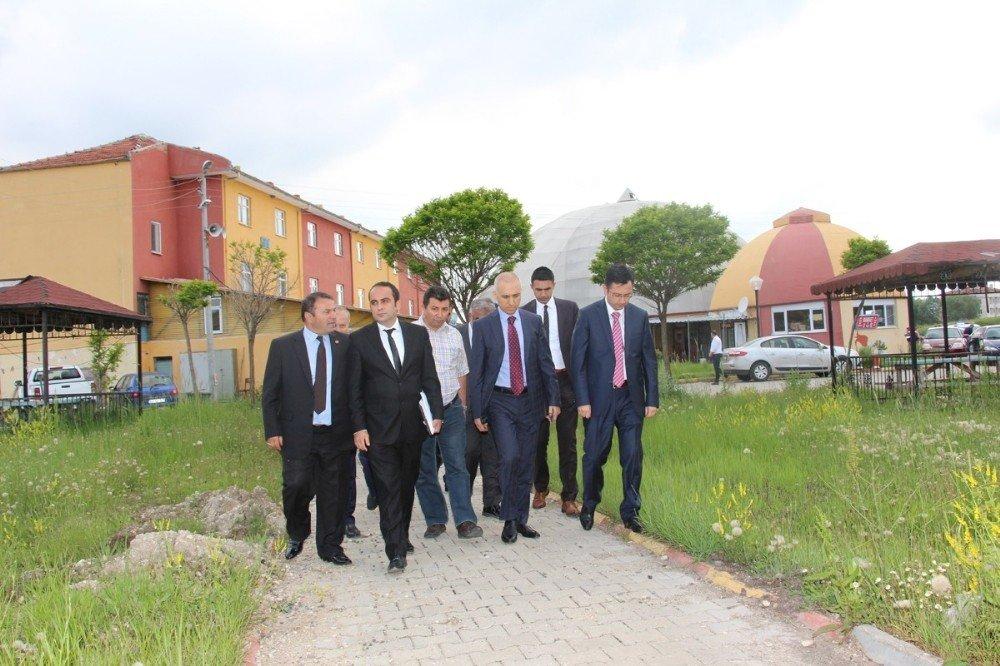 Çerkeş'e Tarıma Dayalı İhtisas OSB yapılıyor