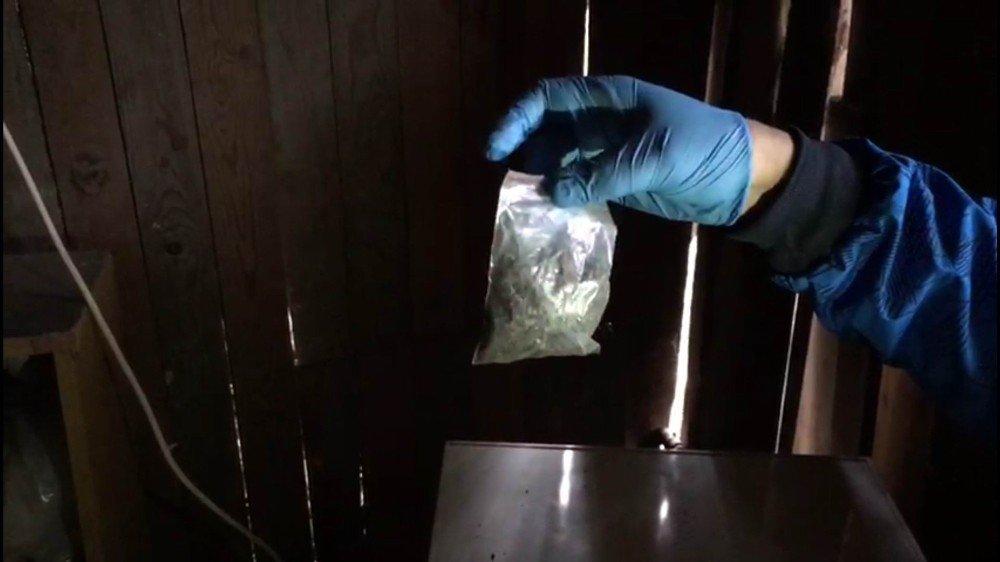 Samsun'da uyuşturucu operasyonu: 8 gözaltı