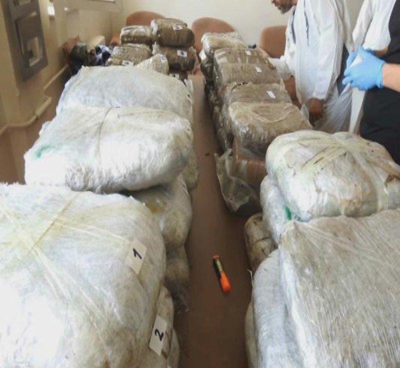 Edirne'de uyuşturucu karteli çökertildi