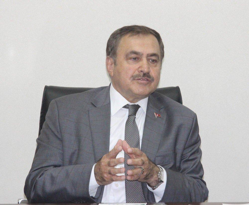 Bakan Eroğlu: ''Kilis'e 33 proje için 284 milyon TL yatırım yapıldı''