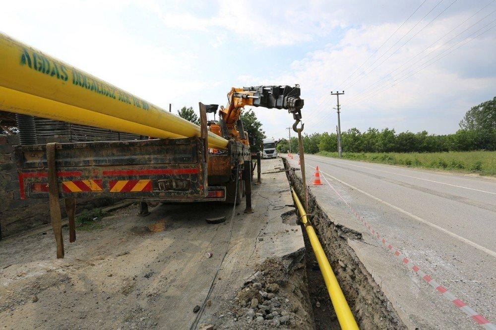 Kazımpaşa'ya kış gelmeden doğalgaz gelecek