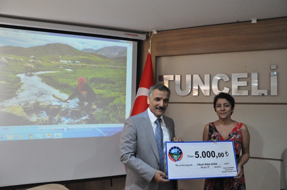 Tunceli'de Foto Maraton yarışması