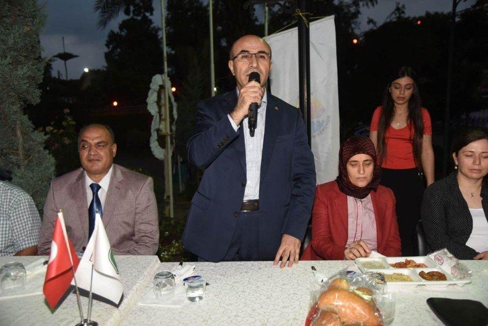 """Vali Demirtaş: """"Şehit ailelerimizin ve gazilerimizin daima yanında olacağız"""""""