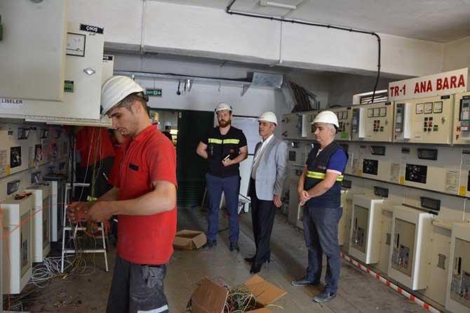 Elektrik dağıtımda kayıpları tespit edecek proje