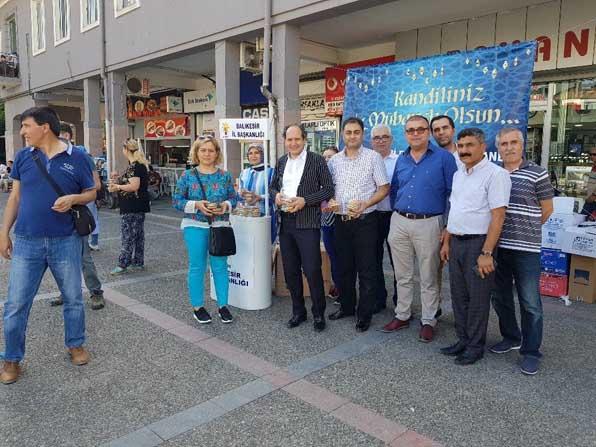AK Parti'den kandil simiti