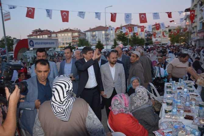 Büyükşehir'den Korkuteli alt yapısına 3 yılda 75 milyonluk yatırım