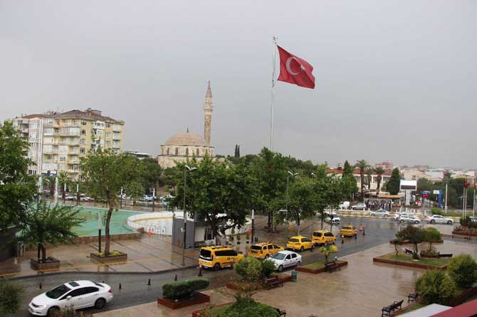 Aydın'da mevsimler değişti