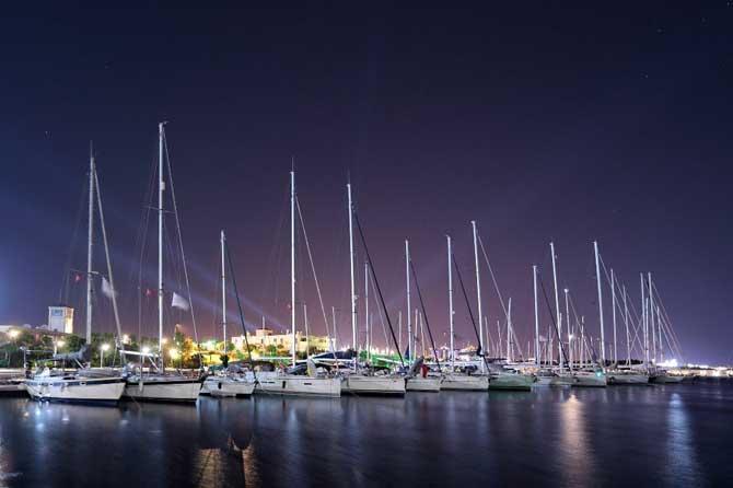 D-Marine ait marinalarda Temmuz ayında Yoga günleri düzenlenecek