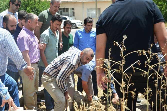 Evkur Yeni Malatyaspor eski Başkanı Katipoğlu babasını kaybetti