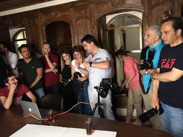 """Gaziantep'te """"Gastronomi fotoğraf atölyesi"""" etkinliği"""