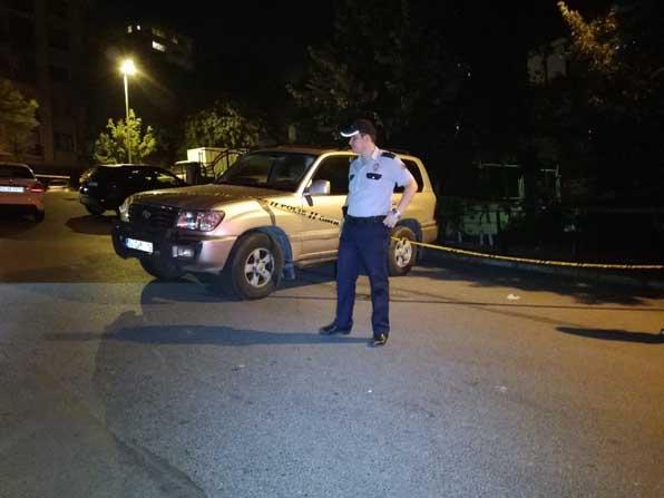 Beşiktaş'ta eğlence mekanı sahibi bir kişi silahlı saldırıya uğradı