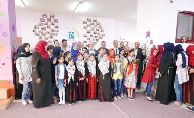 Kızılay, Gazze'ye bölgenin en büyük lojistik merkezini kuruyor