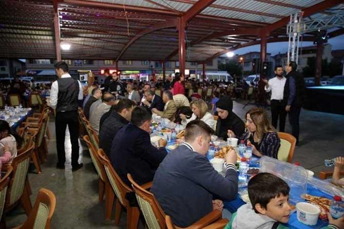 """Başkan Büyükkılıç, """"Melikgazililerin birlik, beraberliğini pekiştiriyoruz"""""""