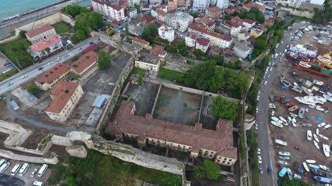 """""""Anadolu'nun Alkatrazı'na ziyaretçi akını"""