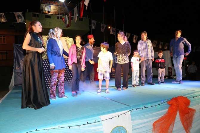 Turgutlu'da Ramazan eğlenceleri