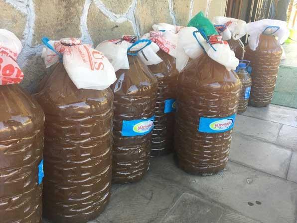 İpekyolu Belediyesinden solucan gübresi kullanımı