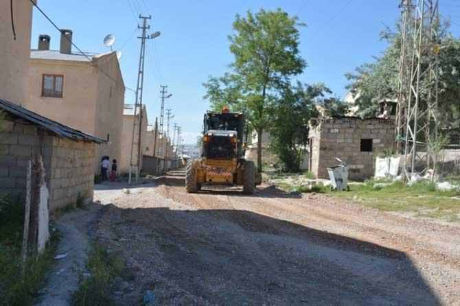 Şemsibey Mahalle Muhtarı Aydoğmuş'tan Tuşba Belediyesine teşekkür
