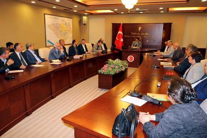 Yozgat İl Uyuşturucu ile Mücadele Kurulu toplantısı yapıldı