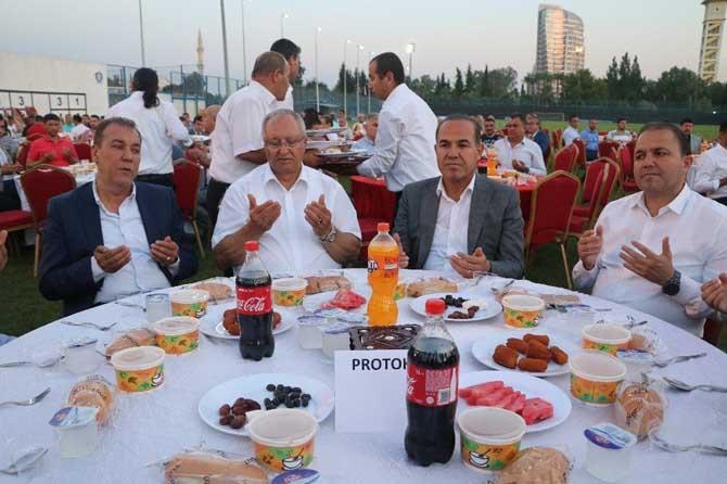 Adana Demirspor Kulübü Başkanı Mehmet Gökoğlu: