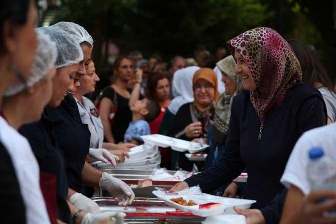 Buca'da Kadir Gecesine özel program