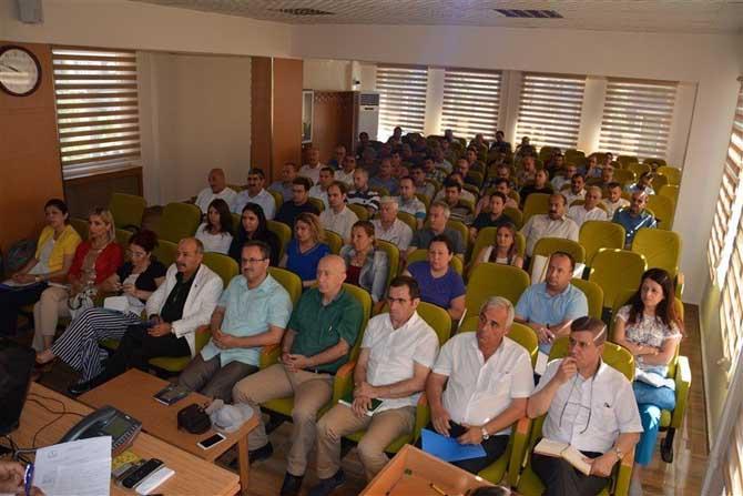 2016-2017 Eğitim Öğretim Yılı Sene Sonu Toplantısı yapıldı