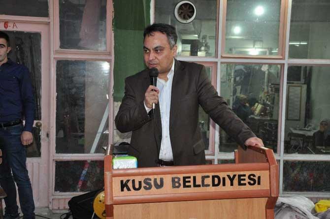 Kayyum Belediye Başkanı, Simav Kaymakamı Türker Çağatay Halim, Kuşulularla iftarda buluştu
