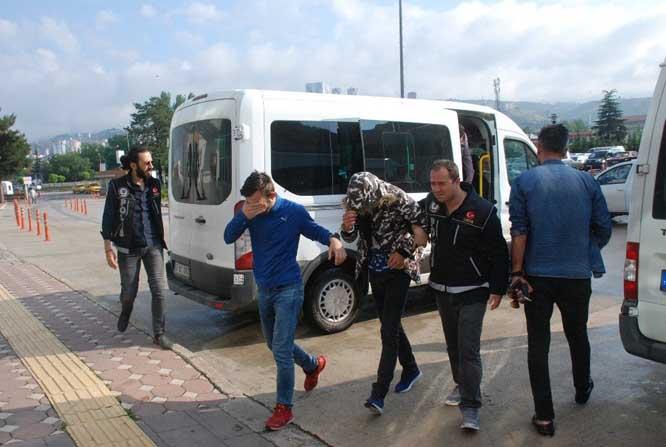 Tokat'ta bonzai operasyonu: 13 gözaltı