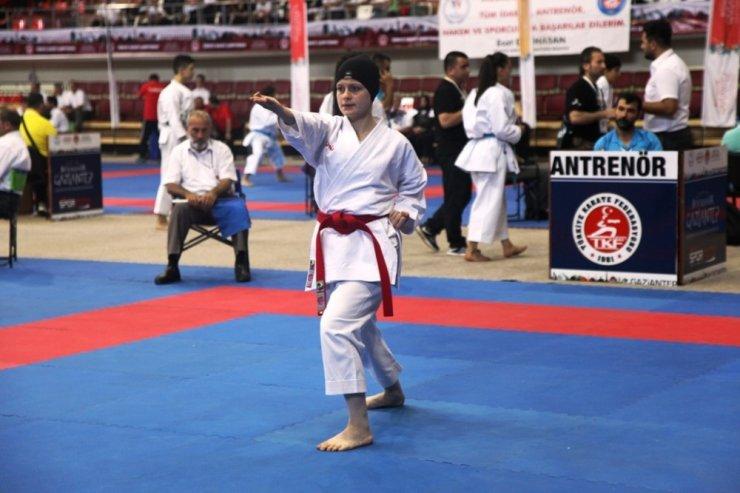 Türkiye Karate Şampiyonası Gaziantep'te