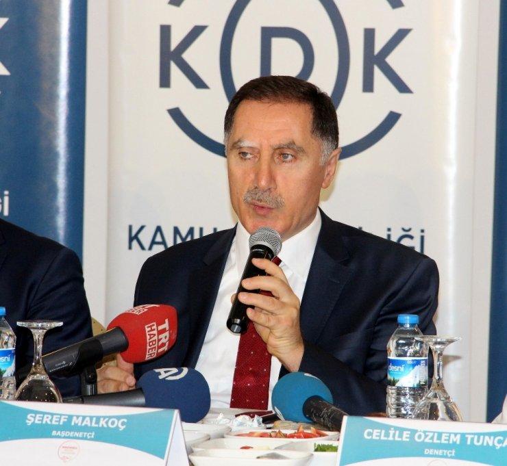"""Kamu Başdenetçisi Malkoç: """"Müftü dediğiniz at arabacıları derneği yöneticisi değil"""""""