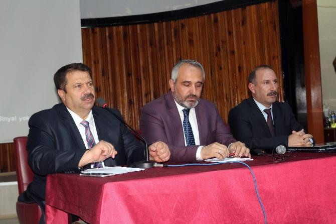 İl Milli Eğitim Müdürlüğünce okul müdürlerine yönelik toplantı düzenlendi. ile ilgili görsel sonucu