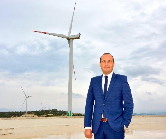 """Abk Çeşme RES Proje Koordinatörü Kaya: """"İzmir'e çevre dostu bir enerji politikası şart"""""""