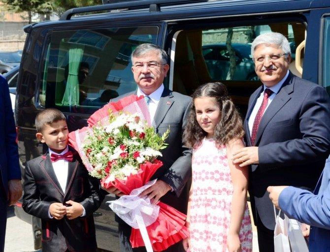 AK Parti Genel Başkan Yardımcısı Demiröz'den eğitime destek mesajı