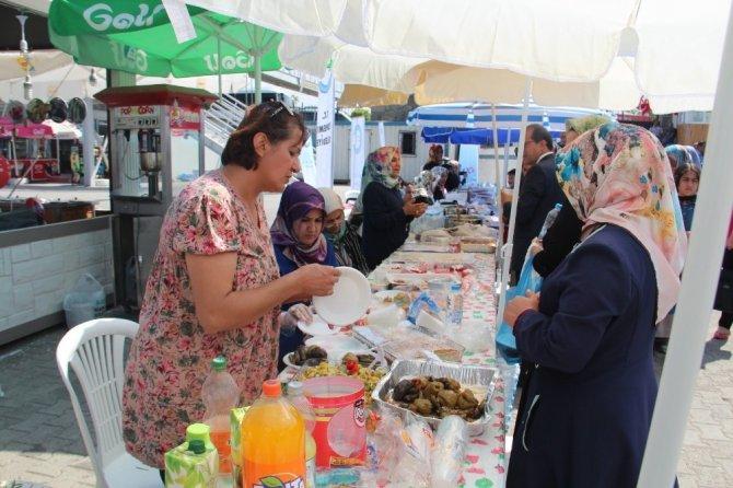 Arakanlı Müslümanlar için kermes