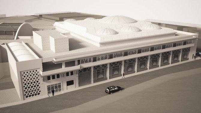 Yenişehir'in mega projesi başlıyor
