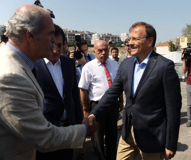 Başbakan Yardımcısı Hakan Çavuşoğlu: