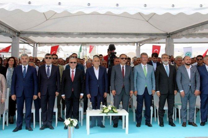 Gıda Tarım ve Hayvancılık Bakanı Ahmet Eşref Fakıbaba: