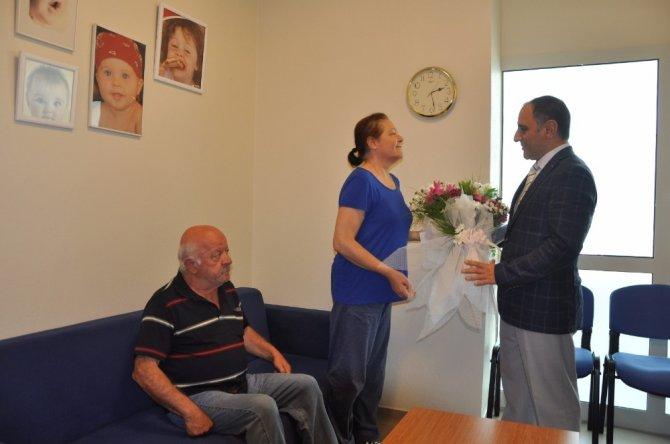 Balıkesir'de Fizik Tedavi ve Rehabilitasyon Kliniği hizmete girdi