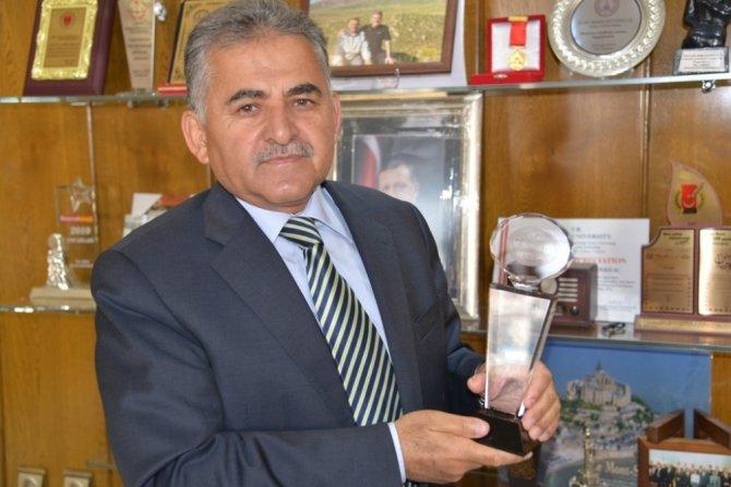 'Jüri Özel Ödülü' Melikgazi Belediyesine