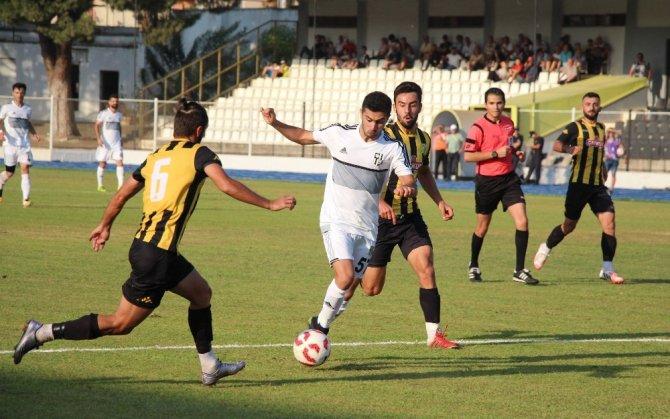 Aydınspor 1923 ilk galibiyetini aldı