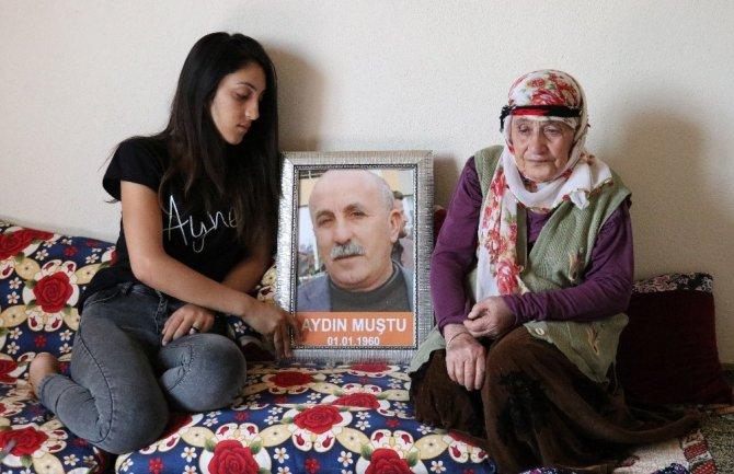 """Şehit Muştu'nun kızı: """"Şehit aileleri olarak SİHA'ların kullanılmasından yanayız"""""""