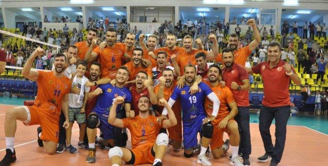 Balkan Cup'ta şampiyon İnegöl Belediyespor