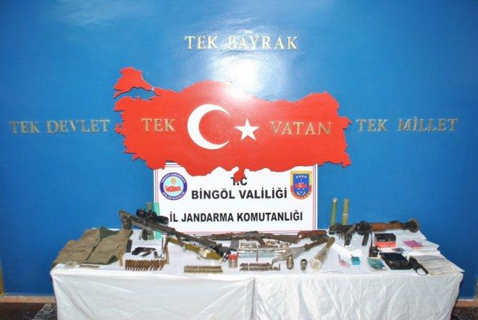 Karacehennem ormanlarında PKK'ya darbe