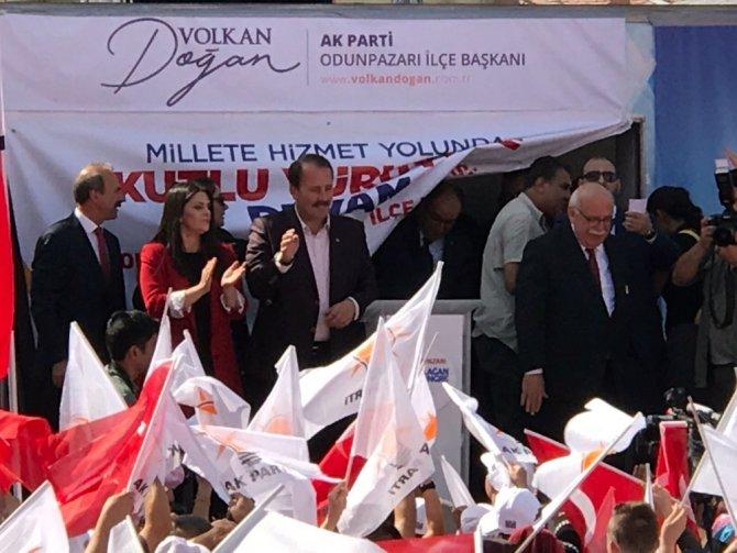 AK Parti Odunpazarı İlçe Teşkilatı 4'üncü olağan kongresi