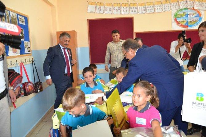 Balıkesir'de eğitim ve öğretim yılı törenle başladı