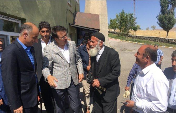 Milletvekili Aydemir'den Çat buluşması