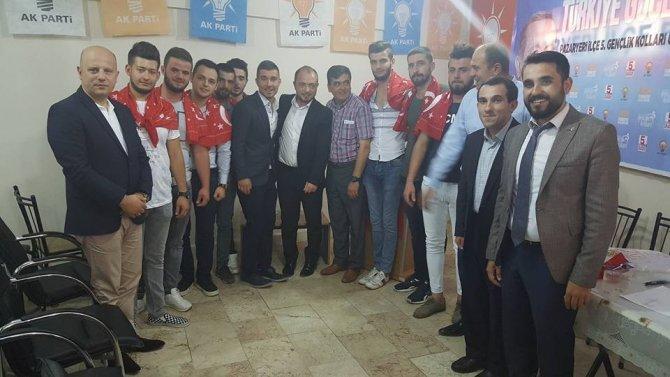 AK Parti Pazaryeri İlçe Gençlik Kolları Kongresi gerçekleştirildi