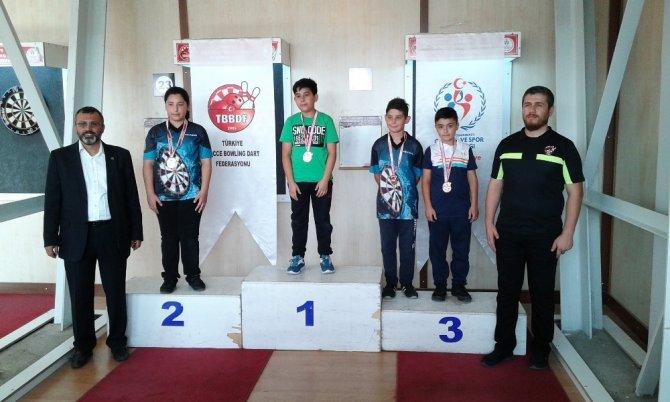 Bozüyük Belediyesi İdman Yurdu sporcuları Türkiye 3'üncüsü oldu