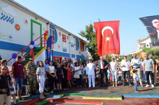 Didim Belediyesi kreş ve gündüz bakım evi hizmete açıldı
