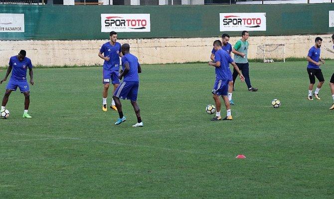 Karabükspor'da Yeni Malatyaspor hazırlıkları başladı